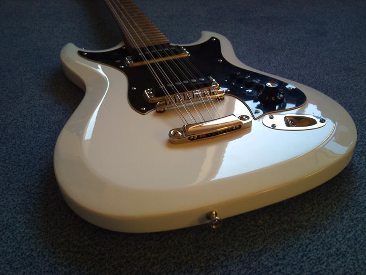 echogerät für gitarre