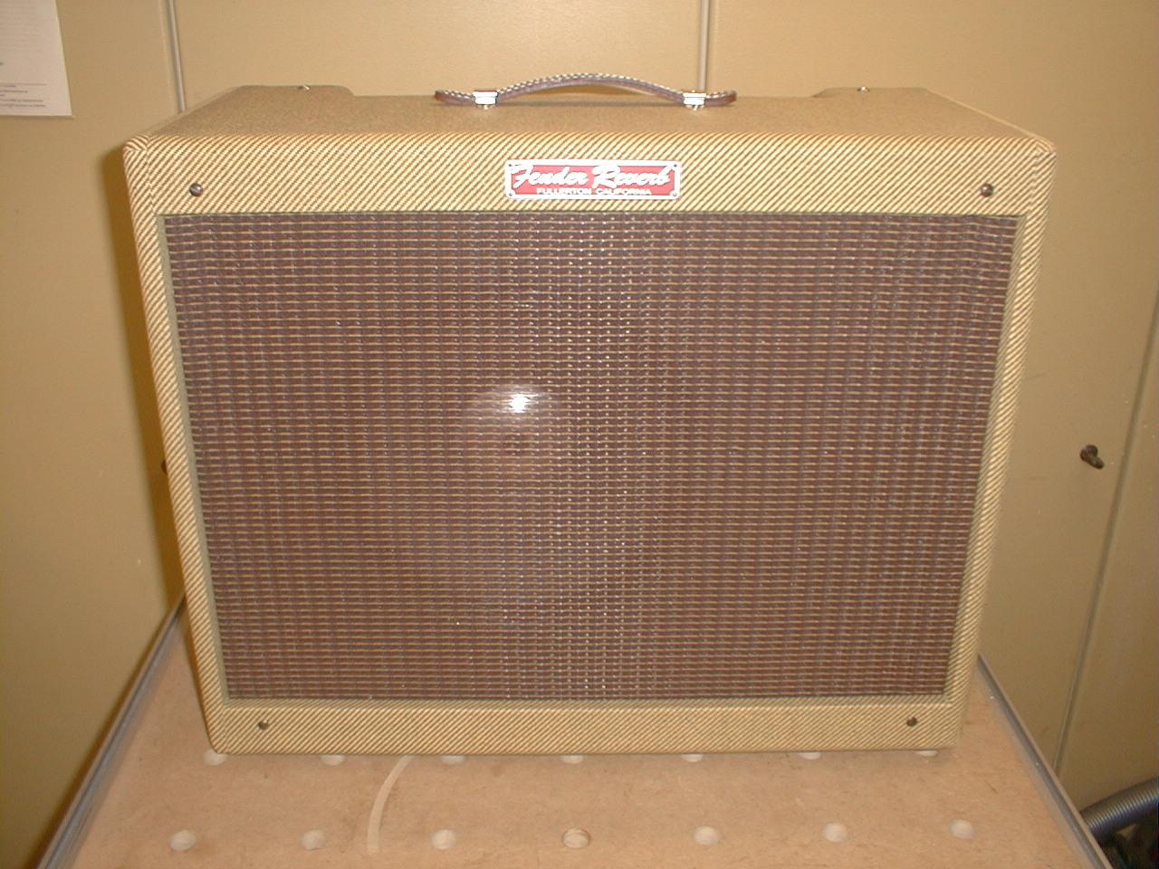 Fender Tweed Reverb